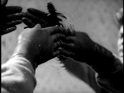 Still from Jean Cocteau's Orphee.