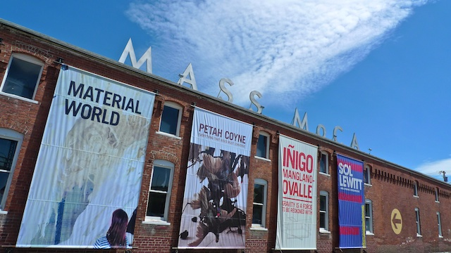 Mass MOCA signage